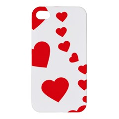 Follow Your Heart Apple Iphone 4/4s Hardshell Case