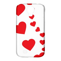 Follow Your Heart Samsung Galaxy S4 Classic Hardshell Case (pc+silicone)