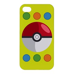 Starters Apple Iphone 4/4s Premium Hardshell Case by ContestDesigns