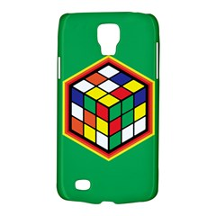 Colorful Cube, Solve It! Samsung Galaxy S4 Active (i9295) Hardshell Case by ContestDesigns