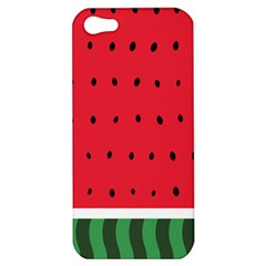 Watermelon! Apple Iphone 5 Hardshell Case