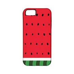 Watermelon! Apple Iphone 5 Classic Hardshell Case (pc+silicone) by ContestDesigns