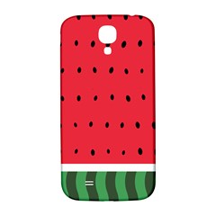 Watermelon! Samsung Galaxy S4 I9500/i9505  Hardshell Back Case by ContestDesigns