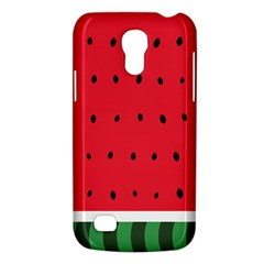 Watermelon! Samsung Galaxy S4 Mini Hardshell Case  by ContestDesigns