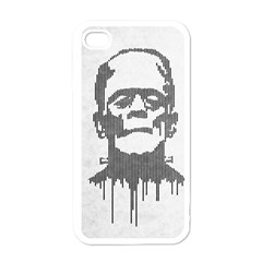 Monster Apple Iphone 4 Case (white) by Contest1732468