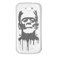 Monster Samsung Galaxy S3 Back Case (white) by Contest1732468