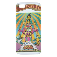 Monster Circus Iphone 5s Premium Hardshell Case by Contest1731890