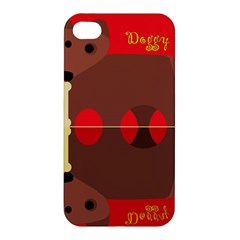Mirror Mirror Apple Iphone 4/4s Premium Hardshell Case