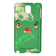 Feed Me Brains    Er, I Mean Texts! Samsung Galaxy Note 3 N9005 Hardshell Case