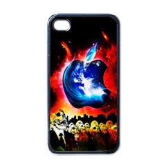 Its An Apple World Apple Iphone 4 Case (black)