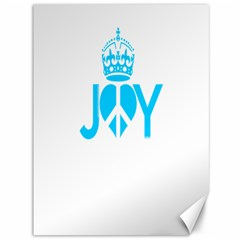 Joy2 Canvas 36  X 48  (unframed) by KARMADESIGNER