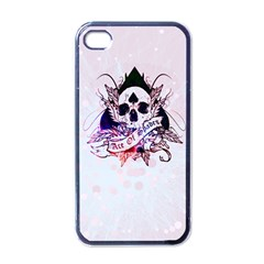 Ace Of Spades Apple Iphone 4 Case (black)