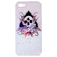 Ace Of Spades Apple Iphone 5 Hardshell Case