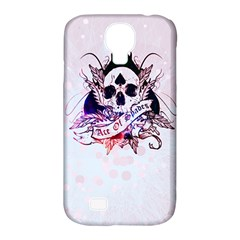 Ace Of Spades Samsung Galaxy S4 Classic Hardshell Case (pc+silicone)