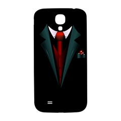 All Dressed Up And No One To Call Samsung Galaxy S4 I9500/i9505  Hardshell Back Case by TheTalkingDead