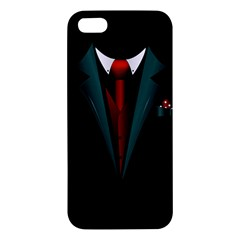All Dressed Up And No One To Call Iphone 5s Premium Hardshell Case
