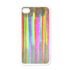 Dripping Apple Iphone 4 Case (white)