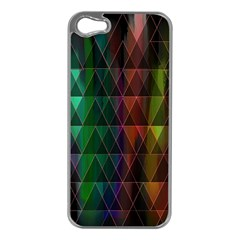 Color Apple Iphone 5 Case (silver) by ILANA
