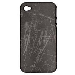ROUGH USE Apple iPhone 4/4S Hardshell Case (PC+Silicone)