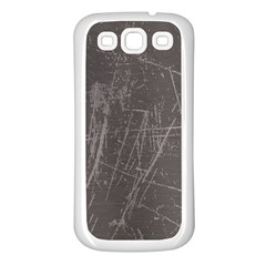 ROUGH USE Samsung Galaxy S3 Back Case (White)