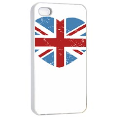 Union Love Vintage Case  Apple Iphone 4/4s Seamless Case (white) by Contest1778683