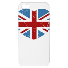 Union Love Vintage Case  Apple Iphone 5 Hardshell Case by Contest1778683