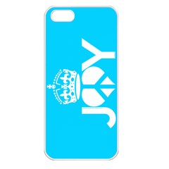 Joylove Apple Iphone 5 Seamless Case (white)