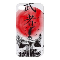 The Warrior Apple Iphone 4/4s Premium Hardshell Case by DesignsbyReg2