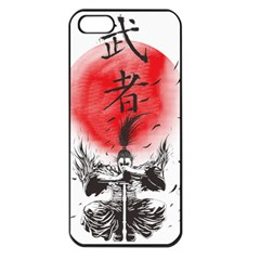 The Warrior Apple Iphone 5 Seamless Case (black) by DesignsbyReg2