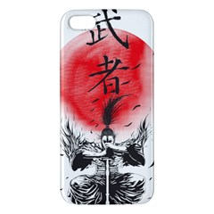 The Warrior Iphone 5 Premium Hardshell Case by DesignsbyReg2