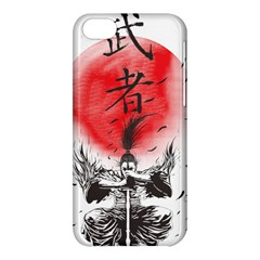 The Warrior Apple Iphone 5c Hardshell Case by DesignsbyReg2
