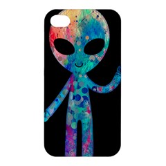 Greetings From Your Phone Apple Iphone 4/4s Premium Hardshell Case by TheTalkingDead