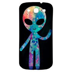 Greetings From Your Phone Samsung Galaxy S3 S Iii Classic Hardshell Back Case by TheTalkingDead