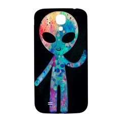 Greetings From Your Phone Samsung Galaxy S4 I9500/i9505  Hardshell Back Case by TheTalkingDead