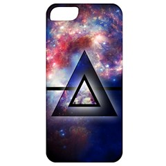 Galaxy Triangle Apple Iphone 5 Classic Hardshell Case