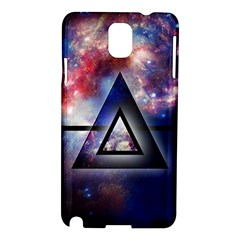 Galaxy Triangle Samsung Galaxy Note 3 N9005 Hardshell Case