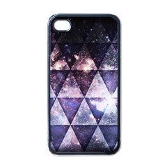 Triangle Tiles Apple Iphone 4 Case (black) by Contest1775858