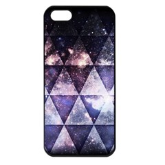 Triangle Tiles Apple Iphone 5 Seamless Case (black) by Contest1775858