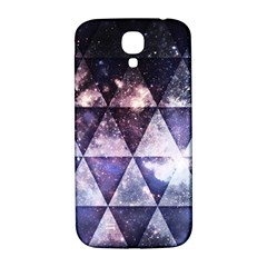 Triangle Tiles Samsung Galaxy S4 I9500/i9505  Hardshell Back Case by Contest1775858