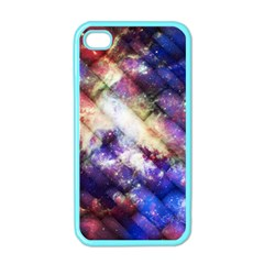 Universe Tiles Apple Iphone 4 Case (color)