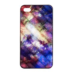 Universe Tiles Apple Iphone 4/4s Seamless Case (black)