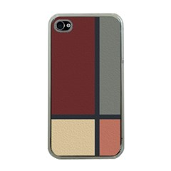 Modern Art Apple Iphone 4 Case (clear) by Contest1775858
