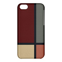 Modern Art Apple Iphone 5c Hardshell Case