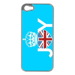 Unionjoy Apple Iphone 5 Case (silver)