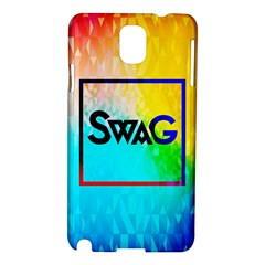 Swag (color) Samsung Galaxy Note 3 N9005 Hardshell Case