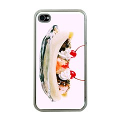 Banana Split Apple Iphone 4 Case (clear)