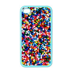 Sprinkles Apple Iphone 4 Case (color)