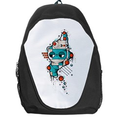 Muscle Cat Backpack Bag