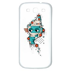 Muscle Cat Samsung Galaxy S3 S Iii Classic Hardshell Back Case