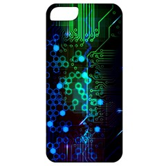 Circuit Board 2 0 Apple Iphone 5 Classic Hardshell Case